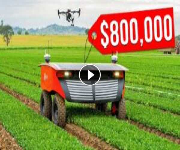 Best New Pieces of Farm Machinery For 2021