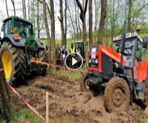 Best Of Tractor Crash & Fail