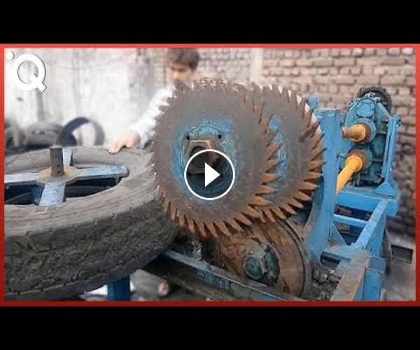 Most Satisfying Machines and Ingenious Tools