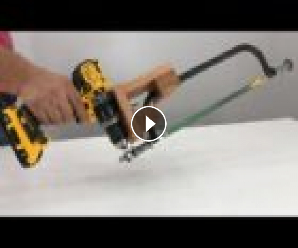 Idea You'll Never Forget – Few people know about this Brilliant Saw Trick