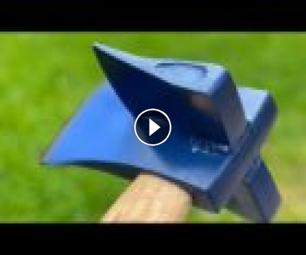 Absolutely NEW !!! Wood Splitter TOOL INVENTION !!!